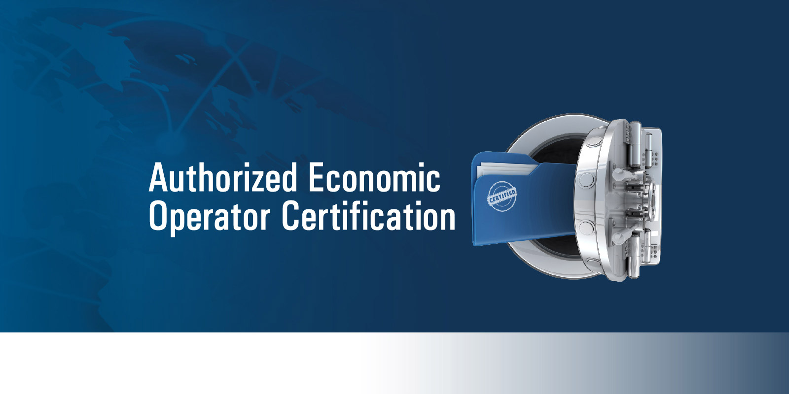 Authorized Economic Operator Certification