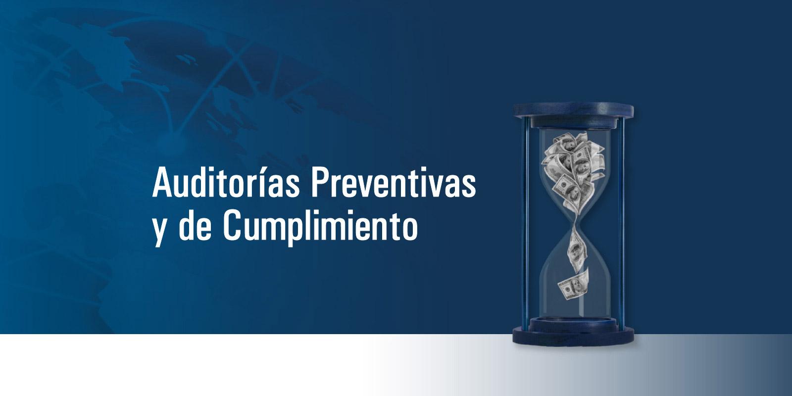División de Auditoria Preventiva y de Cumplimiento