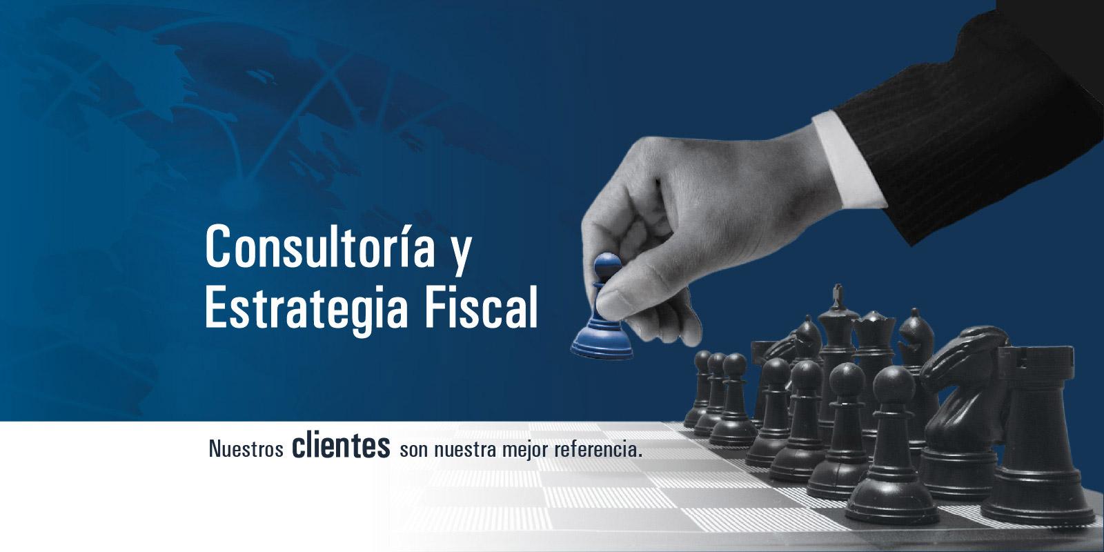 Consultoría y estrategia fiscal