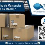 012 – Despacho de mercancías a través de MATCE