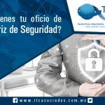 Vigencia del Oficio de Matriz de Seguridad