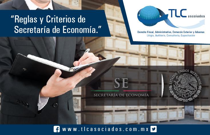 Nuevos criterios para el programa IMMEX y mercancías sensibles