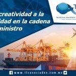 """T016 – """"De la Creatividad a la seguridad en la cadena de suministro"""""""