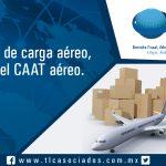 040 – Manifiesto de carga aéreo, registro del CAAT aéreo