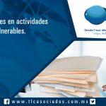 049 – Obligaciones en actividades vulnerables