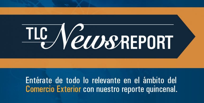 TLC News Report -Edición 16
