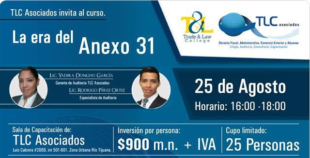 La era del Anexo 31