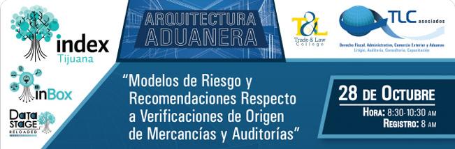 """""""Modelos de riesgo y recomendaciones respecto a verificaciones de origen de mercancías  y auditorías"""""""