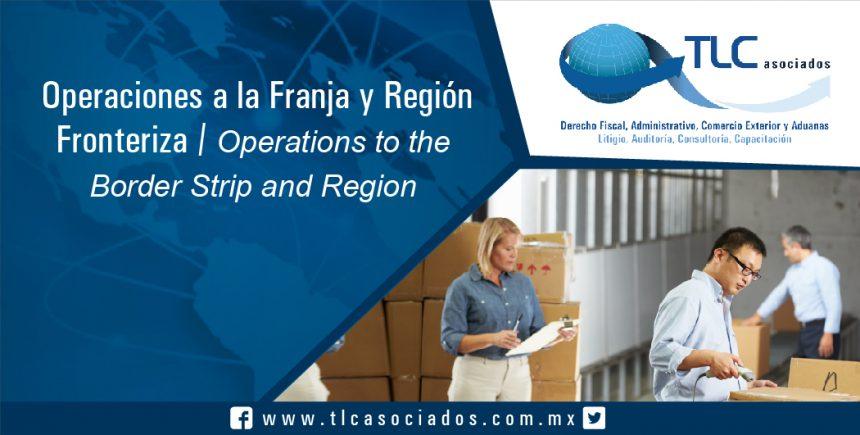 068 – Operaciones a la Franja y Región Fronteriza / Operations to the Border Strip and Region