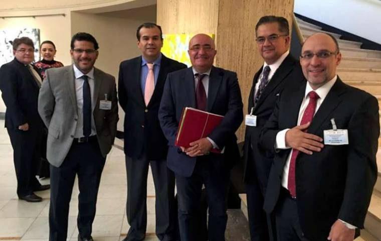 Participa comitiva de TLC Asociados en reunión mundial en Chile