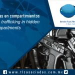 104 – Tráfico de armas en compartimientos ocultos / Arms trafficking in hidden compartments