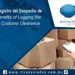 119 – Beneficios del Registro del Despacho de Mercancías / Benefits of Logging the Merchandises Customs Clearance