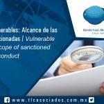 121 – Actividades Vulnerables: Alcance de las conductas sancionadas / Vulnerable Activities: Scope of sanctioned conduct