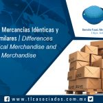 122 – Diferencias entre Mercancías Idénticas y Mercancías Similares / Differences between Identical Merchandise and Similar Merchandise