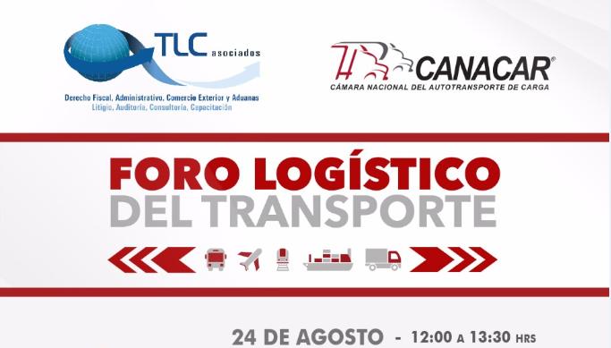 (24-08-2017) Foro logístico del transporte