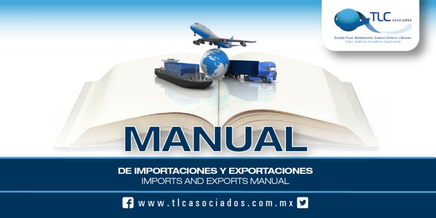 170 – Manual de importaciones y exportaciones / Imports and exports manual