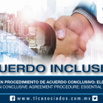 196 – Asesoramiento en Procedimiento de Acuerdo Conclusivo: elemento esencial / Advice on Conclusive Agreement Procedure: essential element