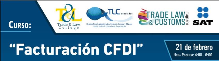 (21-Feb-2018) – Facturación CFDI