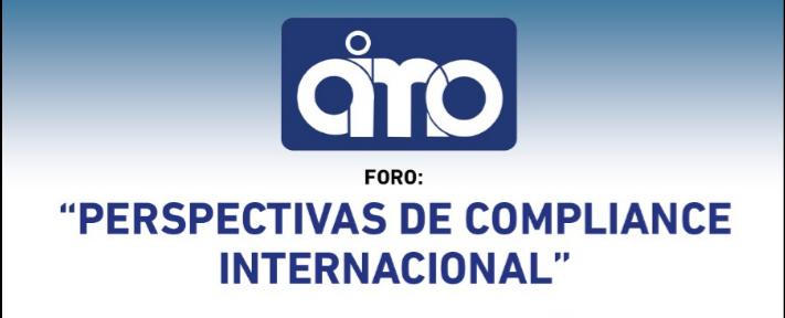 (12-Feb-2018) – Perspectivas de Compliance Internacional