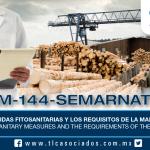 215 – Medidas fitosanitarias y los requisitos de la marca / Phytosanitary measures and the requirements of the brand