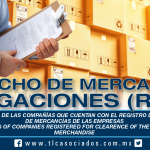 226 – Obligaciones de las compañías que cuentan con el Registro del Despacho de Mercancías de las Empresas / Obligations of companies Registered for Clearance of the Companies Merchandise