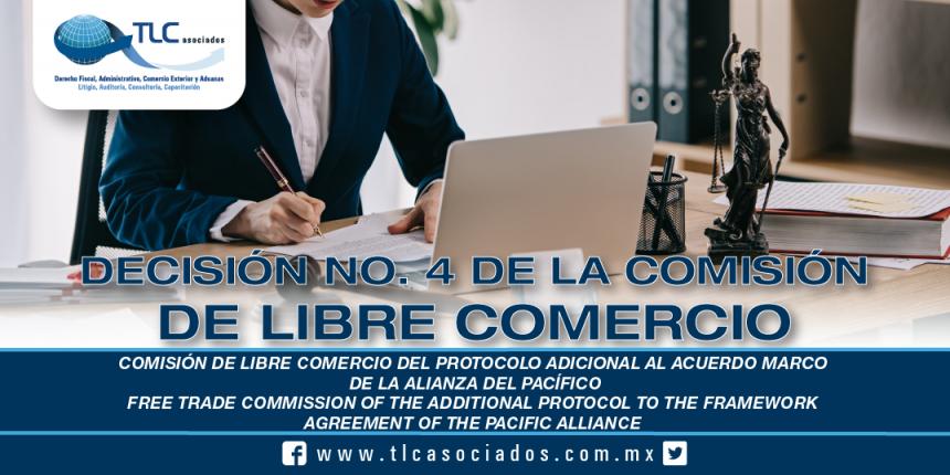 231 – Comisión de Libre Comercio del Protocolo Adicional al Acuerdo Marco de la Alianza del Pacífico / Free Trade Commission of the Additional Protocol to the Framework Agreement of the Pacific Alliance