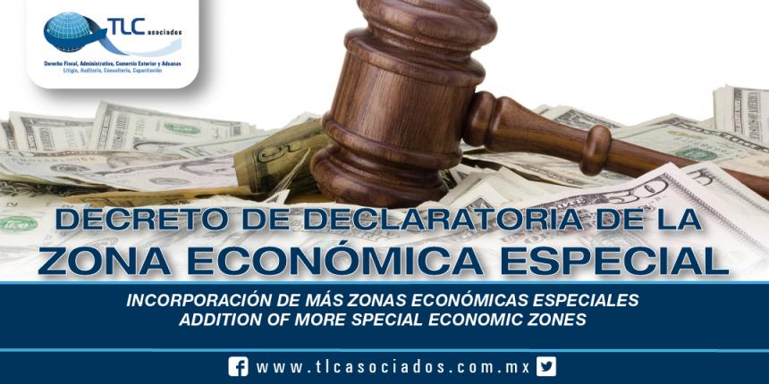 233 – INCORPORACIÓN DE MÁS ZONAS ECONÓMICAS ESPECIALES
