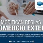 254 – Nueva vigencia para Empresa Certificada: Operador Económico Autorizado / New validity for Certified Company: Authorized Economic Operator