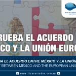 256 – Se aprueba el Acuerdo entre México y la Unión Europea / The Agreement between Mexico and the European Union is approved