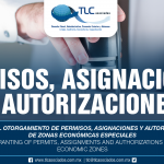 261 – Lineamientos para el otorgamiento de permisos, asignaciones y autorizaciones en materia de Zonas Económicas Especiales / Guidelines for the granting of permits, assignments and authorizations regarding of Special Economic Zones