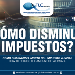 273 – Cómo disminuir el monto del impuesto a pagar/ How to reduce the amount of tax payable