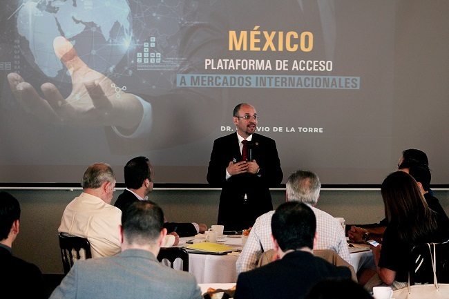 Urgen a empresarios adaptarse a comercio exterior