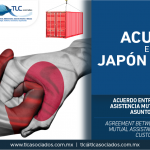 280 – Acuerdo entre Japón y México en asistencia mutua y cooperación en asuntos aduaneros / Agreement between Japan and Mexico on mutual assistance and cooperation in customs matters
