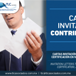 293 – Cartas invitación a los contribuyentes: Certificación en IVA e IEPS, Rubro AA y AAA/ Invitation letters to taxpayers: VAT and STPS certification, AA and AAA Category.