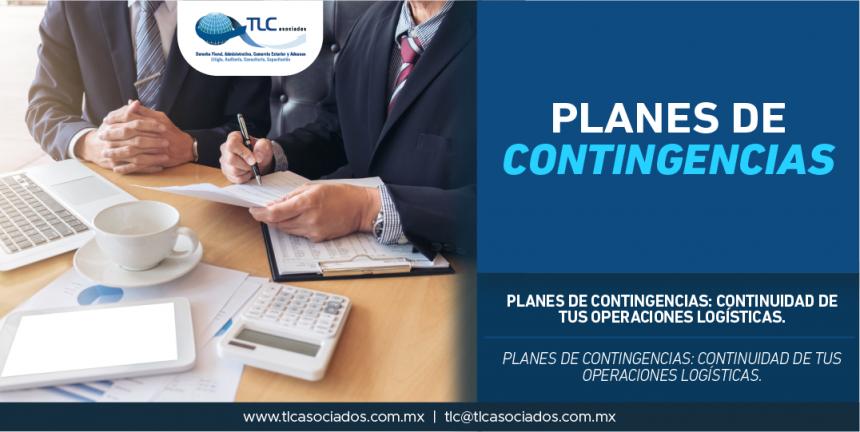 308 – Planes de Contingencias: continuidad de tus operaciones logísticas.
