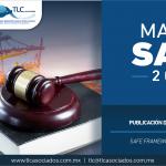 315 – Publicación del Marco SAFE 2018/ SAFE Framework Publication 2018.