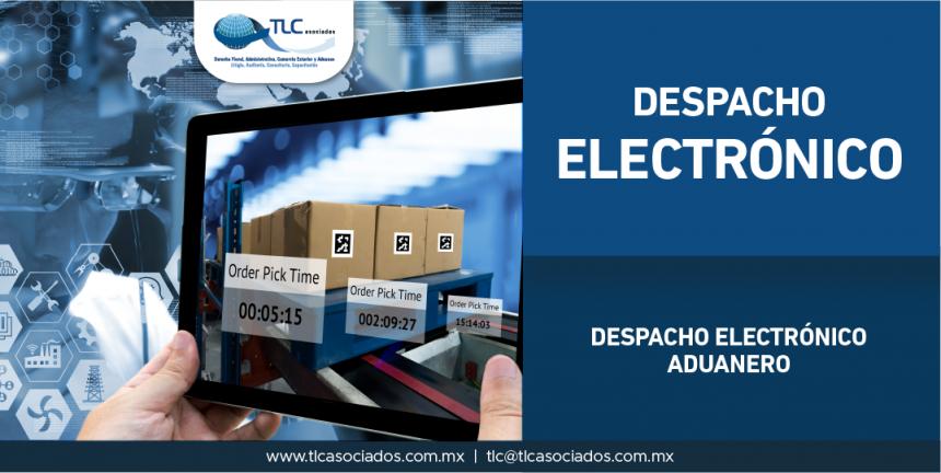 T58 – Despacho Electrónico Aduanero.