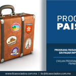 337 – Programa Paisano: importa mercancías sin pagar impuestos al comercio/ Civilian Program: import goods without paying trade taxes.