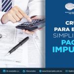 T71 – CRUCIAL PARA EMPRESAS SIMPLIFICAR EL PAGO DE IMPUESTOS/ SIMPLIFYING THE TAX PAYMENT IS IMPERATIVE FOR COMPANIES