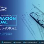 374 – PRESENTA A TIEMPO LA DECLARACIÓN ANUAL COMO PERSONA MORAL