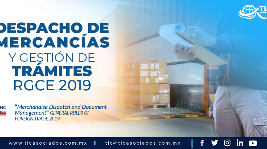 415 – Despacho de Mercancías y Gestión de Trámites/ Merchandise Dispatch and Document Management