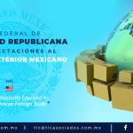 419 – Ley Federal de Austeridad Republicana y las afectaciones al comercio exterior mexicano/ Republican Austerity Law and its impact on Mexican Foreign Trade
