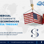 423 – Guerra Comercial afecta directamente a sectores económicos de EUA, ¿inicia tregua?/ The Trade War has directly affected the economic sectors of the U.S.A. Is it time for a truce?
