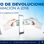 T88 – Aumento de devoluciones en comparación a 2018/ Rise on Tax Returns in Comparison to 2018.