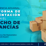 C2 – Figura de Agencia Aduanal: nueva forma de representación en el Despacho de Mercancías/ Customs Agency: New Representation Figure for Goods Dispatch