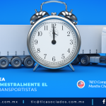 CO1 – Empresas OEA avisarán semestralmente el cambio de Transportistas/ AEO Companies will Notify Every Six Months Change in Transporters