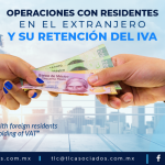 IC1 – Operaciones con residentes en el extranjero y su retención del IVA/ Transactions with foreign residents and their withholding of VAT