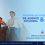 C7 – Diferencias entre Sociedades de Agente Aduanal & la Agencia Aduanal/ Differences between a Society of Customs Brokers and a Customs Agency