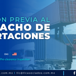 CC3 – Revisión previa al despacho de importaciones/ Import Pre-clearance Inspection