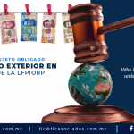 CS1 – Conoce al sujeto obligado en comercio exterior en términos de la LFPIORPI/ Who is in charge of foreign trade under terms of the LFPIORPI?